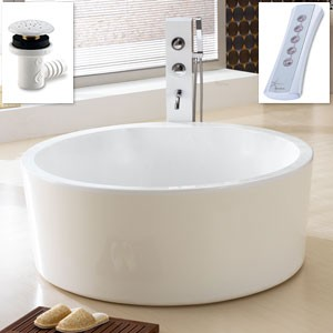 Types of bath tubs bathroom design ideas for Different types of tubs